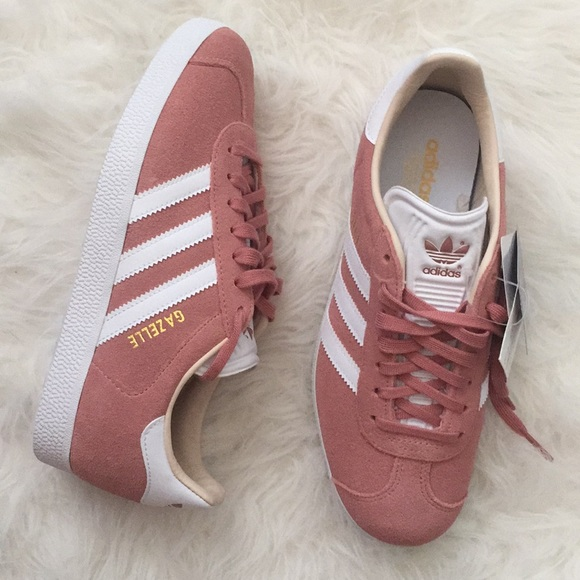 Sinceridad profundamente Máxima  adidas Shoes | Rose Gazelle | Poshmark